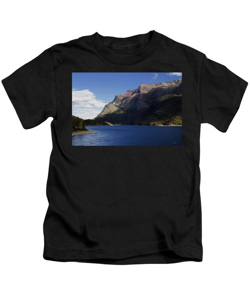 Tranquil Shores Kids T-Shirt