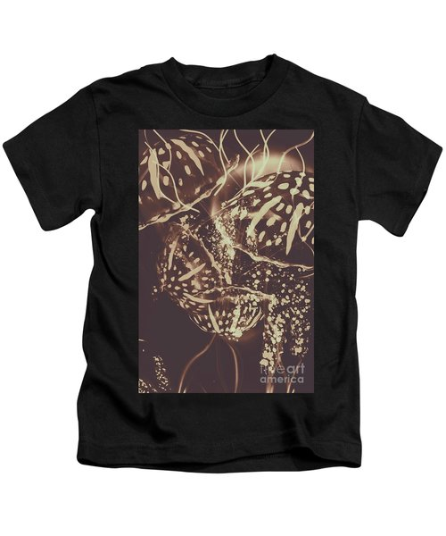 Translucent Abstraction Kids T-Shirt