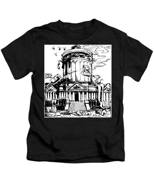 Trash Congress Kids T-Shirt