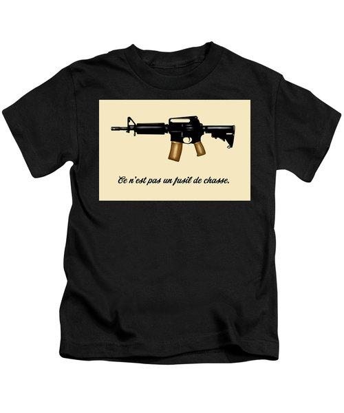 Treachery Of Reason Kids T-Shirt