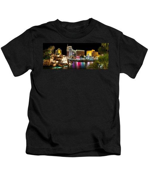 Treasure Island View Kids T-Shirt