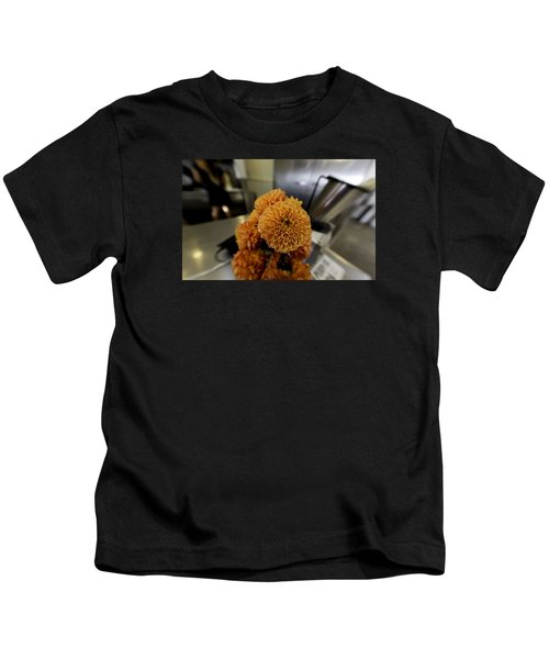 Treats At The Ice Cream Parlor Kids T-Shirt