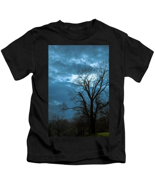 Tree # 23 Kids T-Shirt