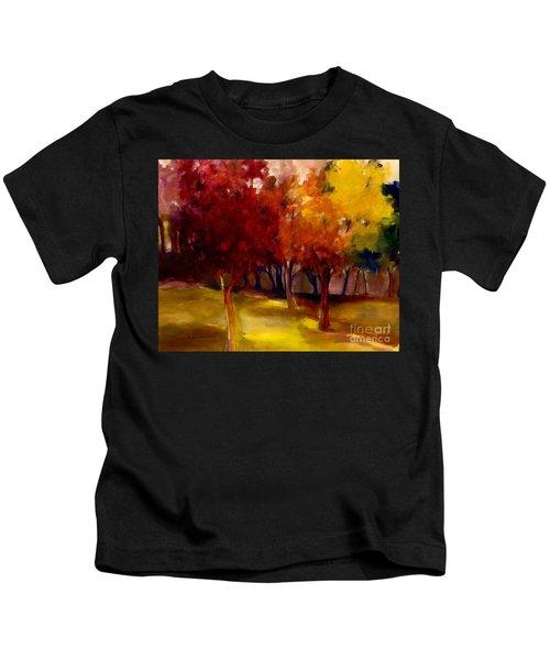 Treescape Kids T-Shirt
