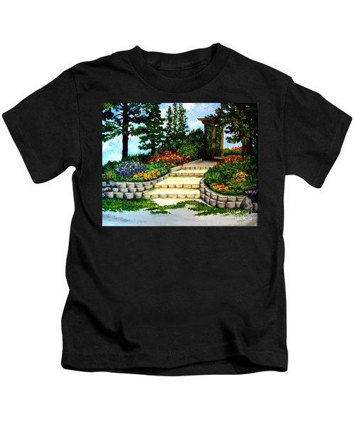 Trellace Gardens Kids T-Shirt