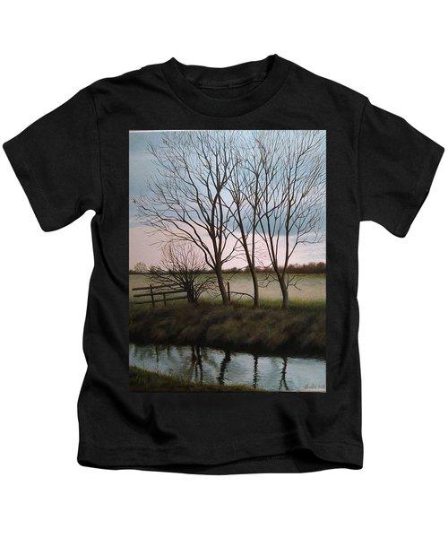 Trent Side Kids T-Shirt