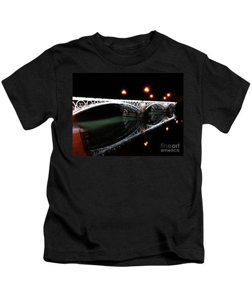 Triana Bridge Kids T-Shirt