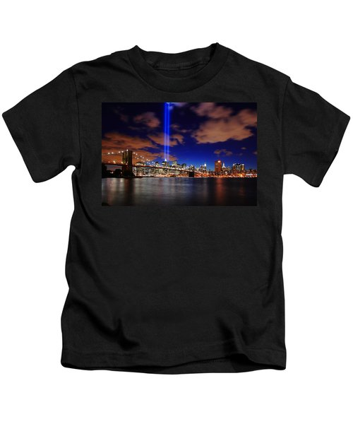 Tribute In Light Kids T-Shirt