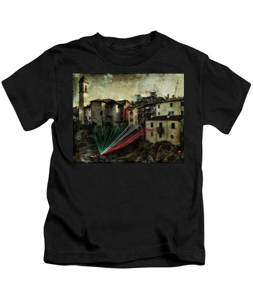 Tribute To Italy Kids T-Shirt