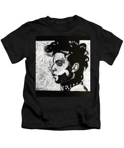Tribute To Prince Kids T-Shirt