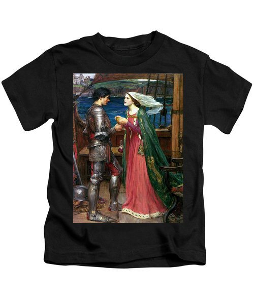 Tristan And Isolde With The Potion Kids T-Shirt