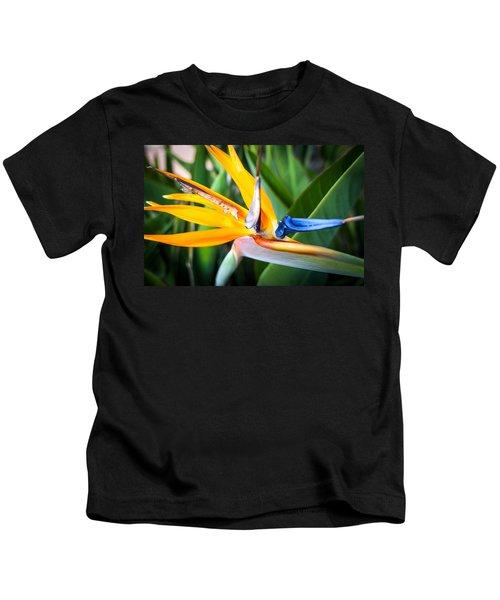Tropical Closeup Kids T-Shirt