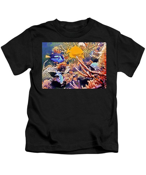 Tropical Fantasy Kids T-Shirt