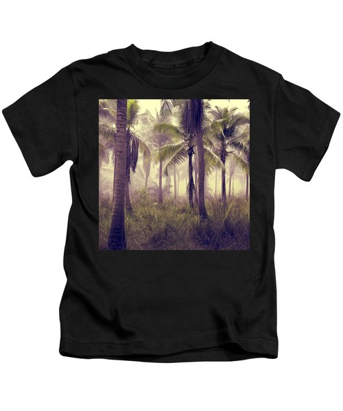 Tropical Forest Kids T-Shirt