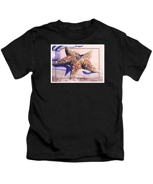 Trum L'oeil.star Fish Kids T-Shirt