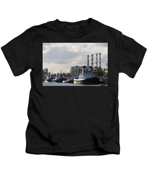 Tugs Kids T-Shirt