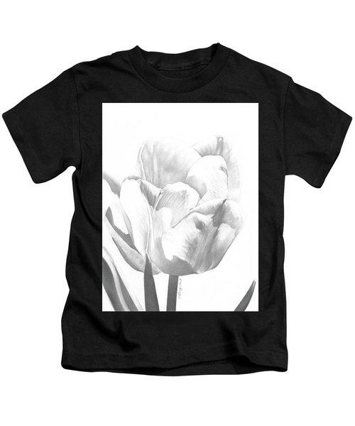 Tulips No. 1 Kids T-Shirt