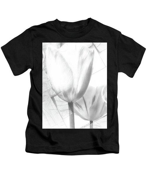 Tulips No. 3 Kids T-Shirt