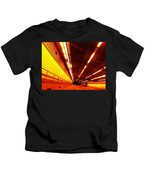 Tunnel Drive Kids T-Shirt