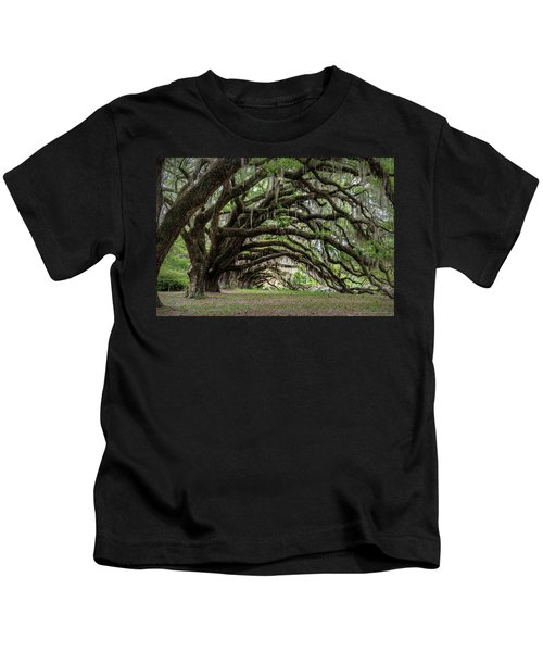 Tunnel In Charleston Kids T-Shirt