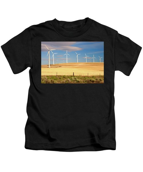 Turbine Line Kids T-Shirt