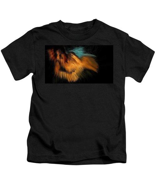 Turquoise Dunes Kids T-Shirt