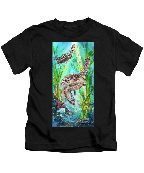 Turtle Cove Kids T-Shirt