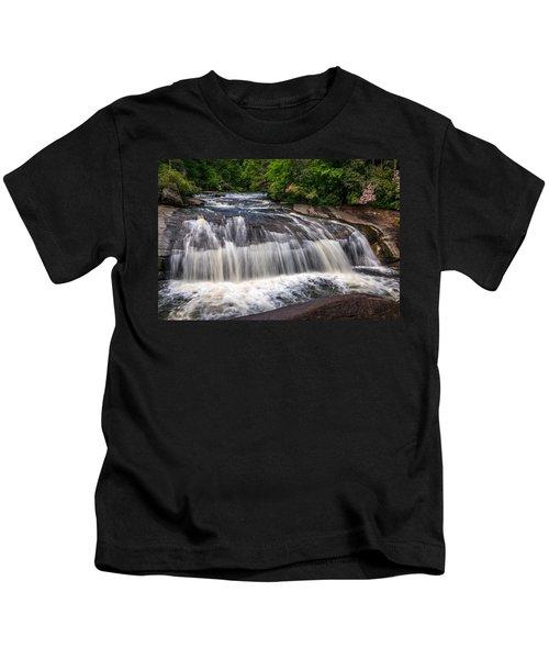 Turtleback Falls Kids T-Shirt