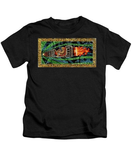 Tushpa To Xibalba Kids T-Shirt