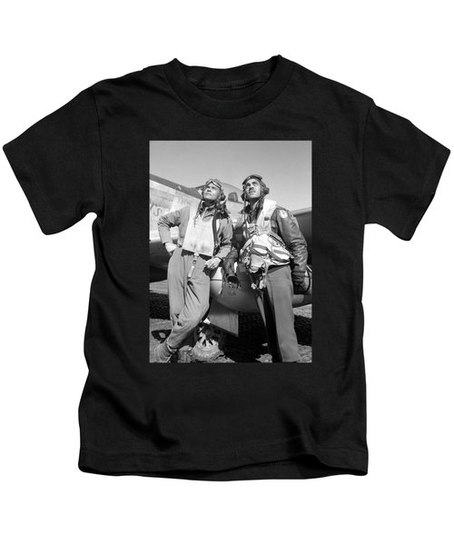 Tuskegee Airmen Kids T-Shirt
