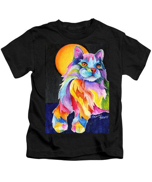 Tutti Fruiti Kitty Kids T-Shirt