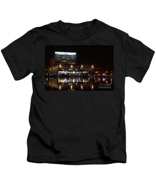 Tv Center Kids T-Shirt