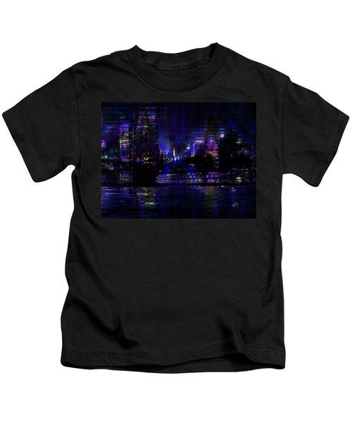 Twilight Time Kids T-Shirt