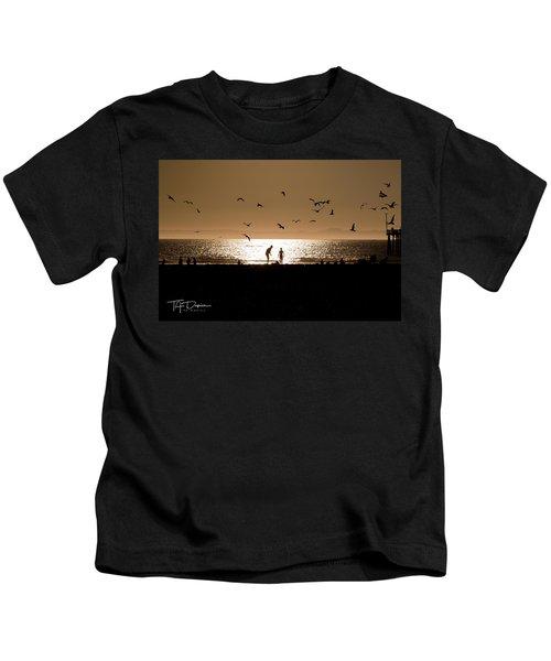 Two In Sun Kids T-Shirt