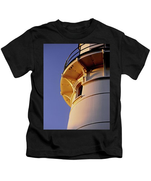 Two Lights, Cape Elizabeth Kids T-Shirt