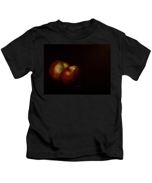 Two Nectarines Kids T-Shirt