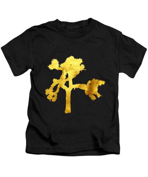 U2 Joshua Tree Tour 2017 Kids T-Shirt by Raisya Irawan