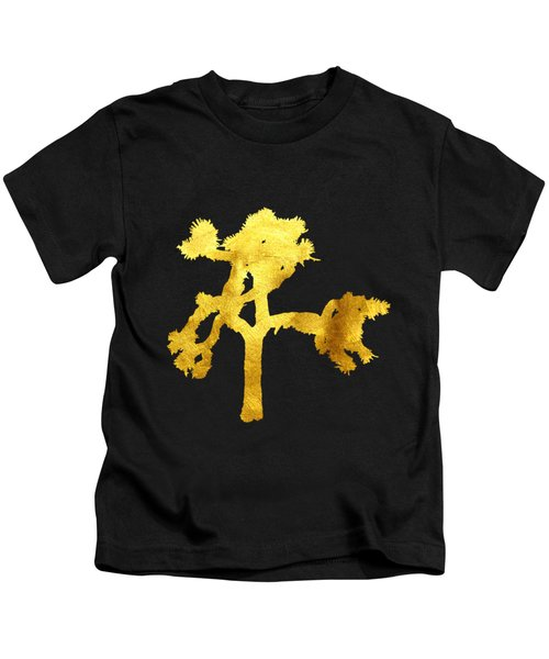 U2 Joshua Tree Tour 2017 Kids T-Shirt