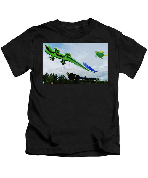 Under The Sea Kites Kids T-Shirt