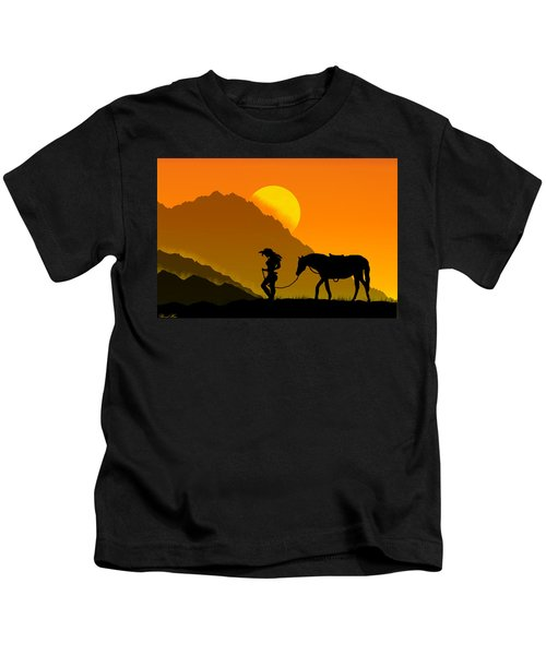 Unforgiven Kids T-Shirt