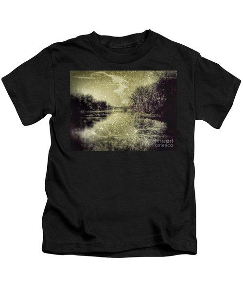 Unfrozen Lake Kids T-Shirt