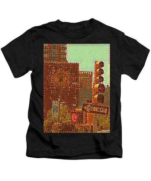 Union Square Bubbles Kids T-Shirt