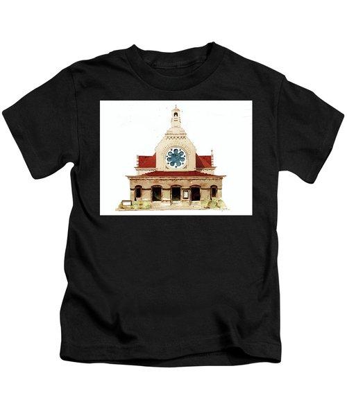 Unitarian Church - F.furness Kids T-Shirt