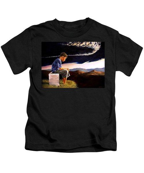 Unscarred Mountain Kids T-Shirt