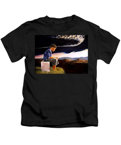 Unscarred Mountain Kids T-Shirt