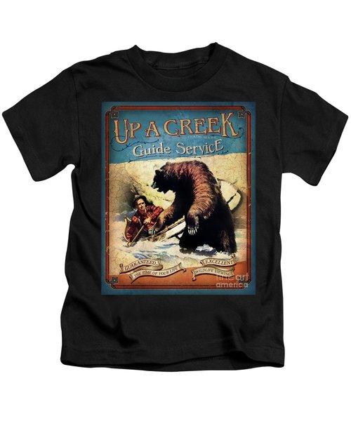 Up A Creek 2 Kids T-Shirt