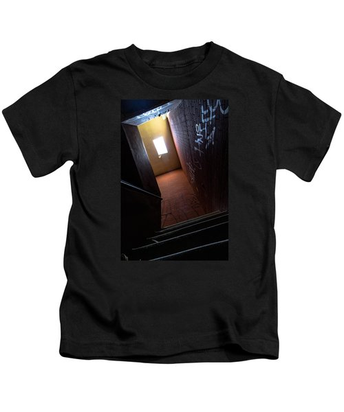 Up The Stairs Kids T-Shirt