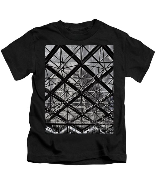 Urban Patterns - Sao Paulo  Kids T-Shirt