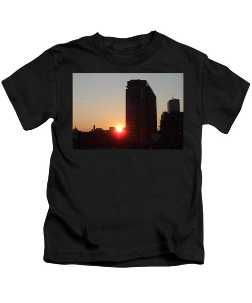 Urban Sunset Kids T-Shirt