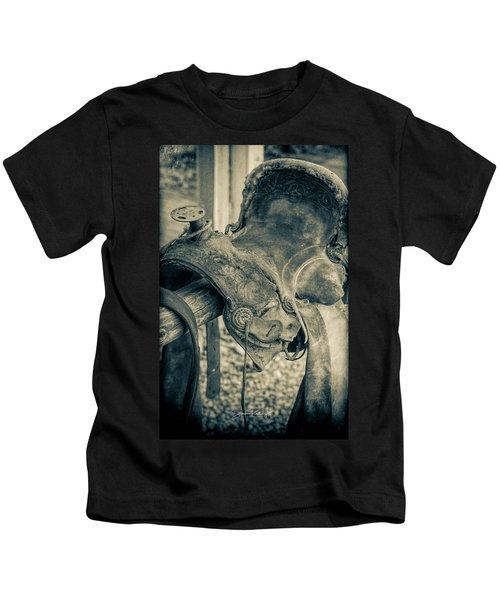 Used Saddle Kids T-Shirt